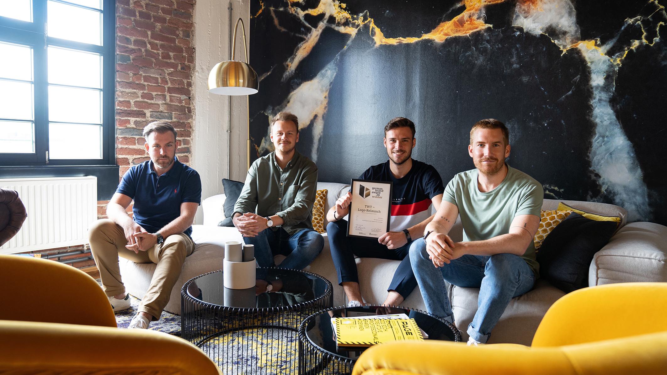 dws Agentur Duisburg German Brand Award
